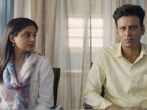 Manoj Bajpayee talks about using a swear word in The Family Man 2 trailer