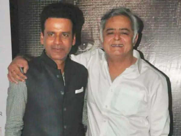 Hansal Mehta and Manoj Bajpayee get nostalgic over a picture almost two decades old