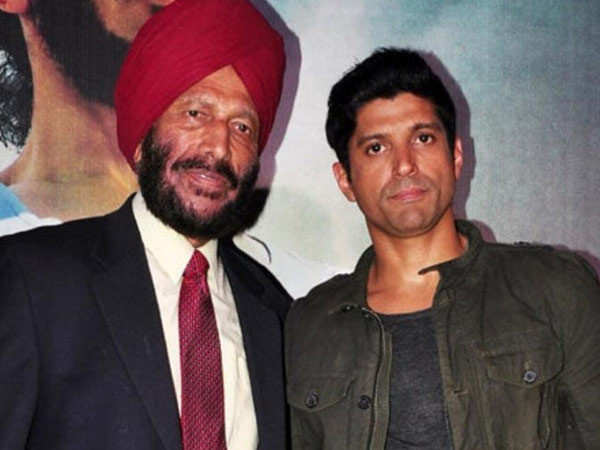 Farhan Akhtar pens down his thoughts after the demise of Milkha Singh