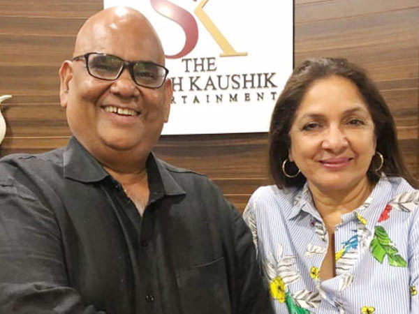 Did You Know Satish Kaushik Had Offered To Marry Neena Gupta When She Was Pregnant?