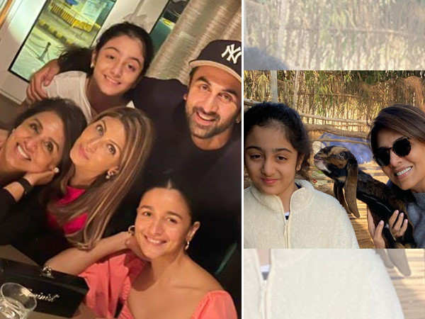 Neetu Kapoor calls her family her world and it includes Alia Bhatt