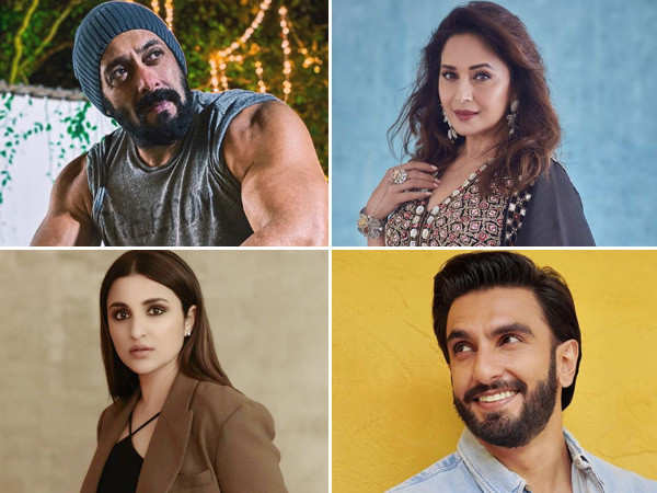 Celebs who made the headlines this month