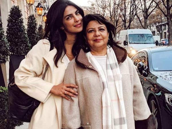 Priyanka Chopra Jonas' birthday wishes for mother Madhu Chopra are all heart
