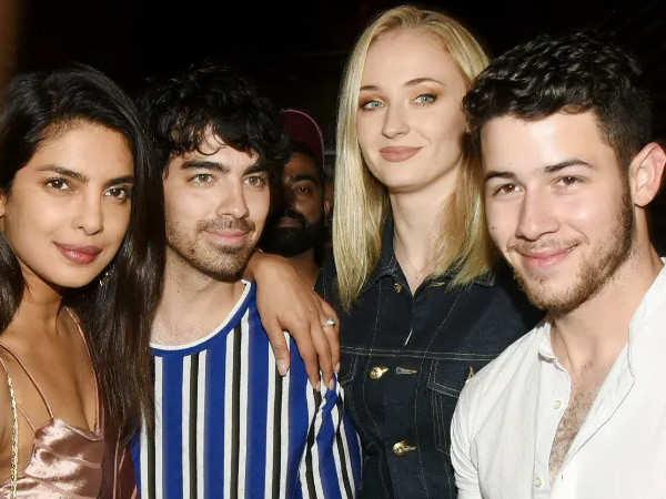 Priyanka Chopra Jonas wishes Joe Jonas and Sophie Turner on their wedding anniversary