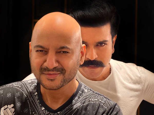 Aalim Hakim to direct Ram Charan's look in RRR