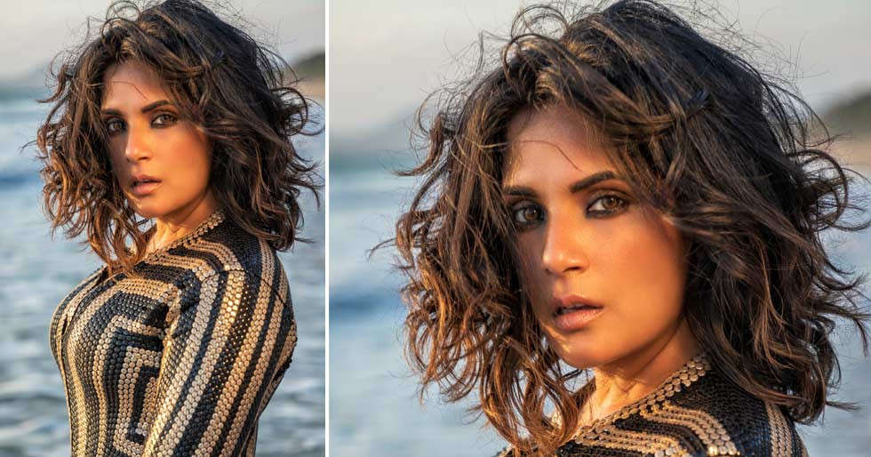Richa Chadha joins The Peopleâs Vaccine movement along with Pope Francis Malala and others