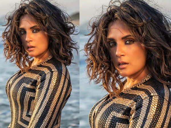 Richa Chadha joins The People's Vaccine movement along with Pope Francis, Malala and others