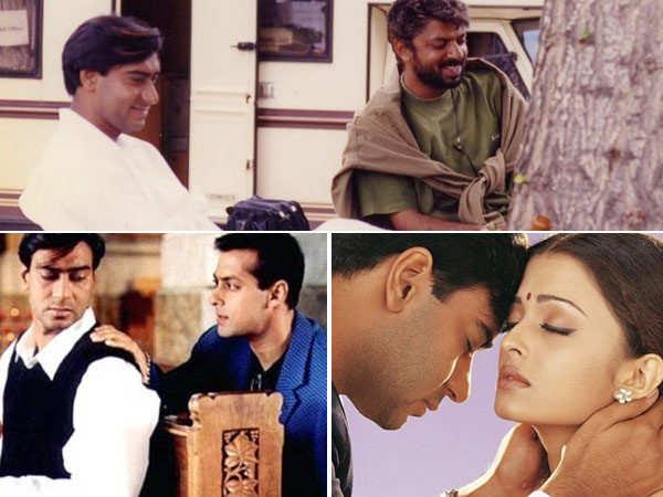 Salman Khan, Ajay Devgn celebrate 22 years of Hum Dil De Chuke Sanam's release