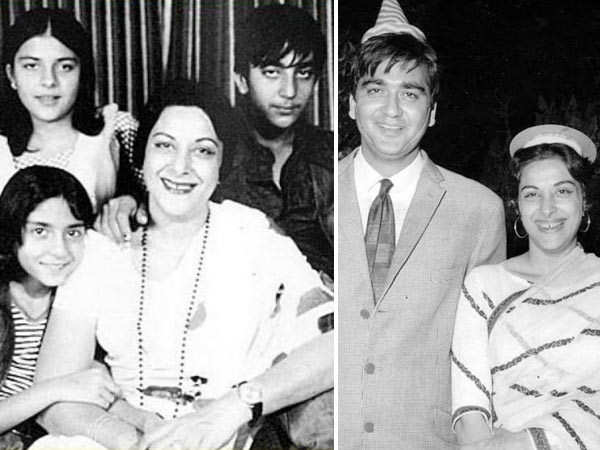 Sanjay Dutt says there is no one like his mother Nargis