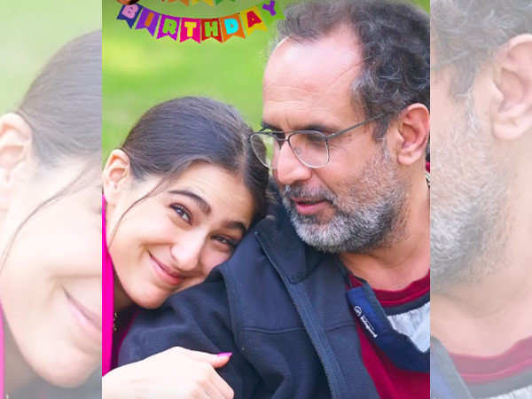 Sara Ali Khan thanks Anand L. Rai with a special birthday post for the filmmaker