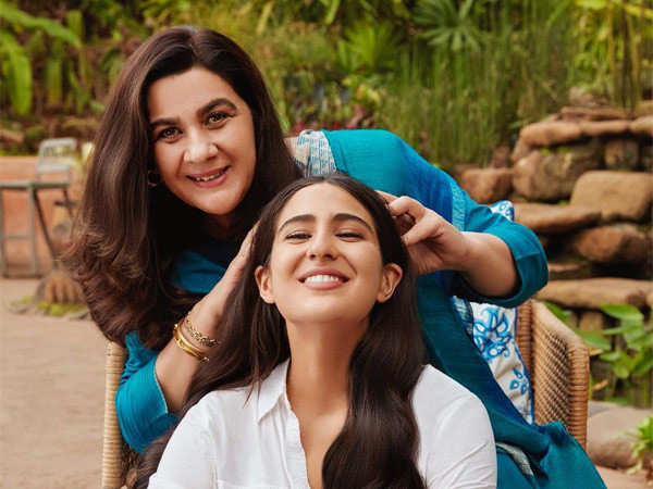 Sara Ali Khan and Amrita Singh To Be Seen Together On Screen