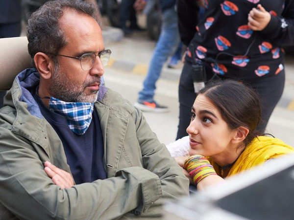 Sara Ali Khan reveals why working with Aanand L Rai is a personal milestone for her