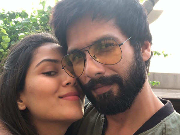 Shahid Kapoor's gift for wife Mira Rajput melts her heart