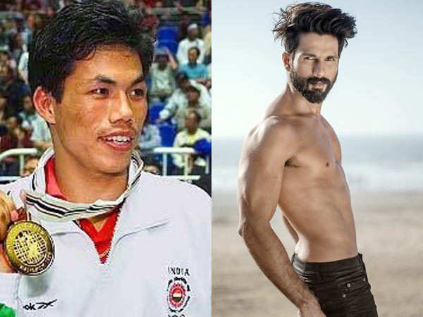 Did you know Shahid Kapoor was to star in a biopic on late boxer Dingko Singh?