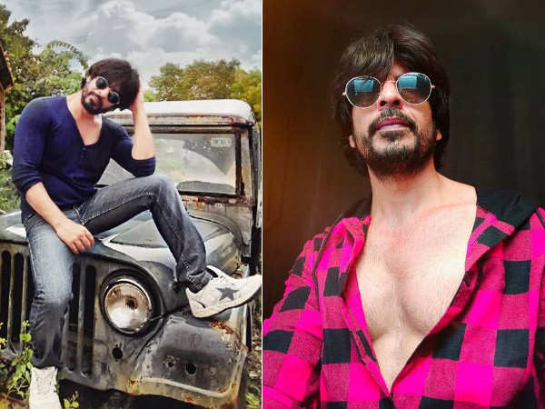 Photos of Shah Rukh Khan's lookalike goes viral on social media