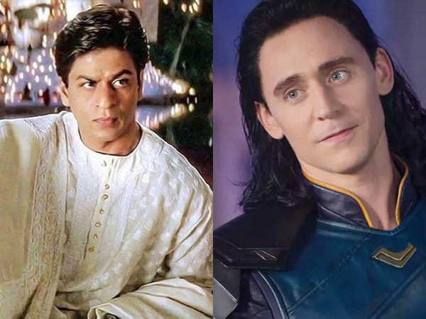 Tom Hiddleston says he has never seen anything like Shah Rukh Khan's Devdas