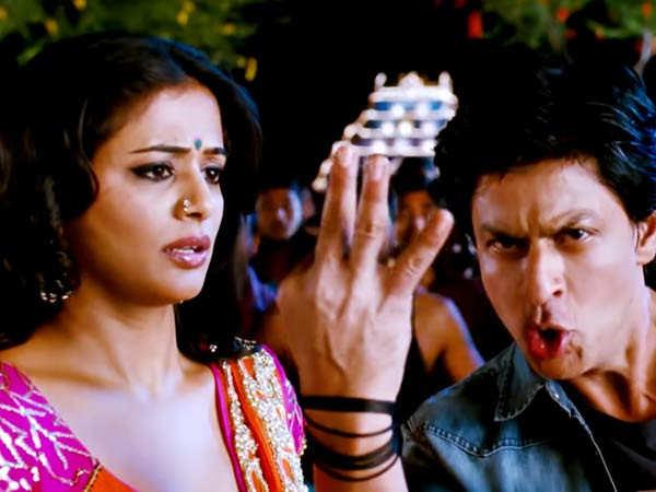 When Shah Rukh Khan Gave The Family Man's Priyamani INR 300