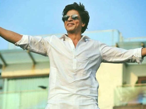 All of Shah Rukh Khan's replies from the #AskSRK session