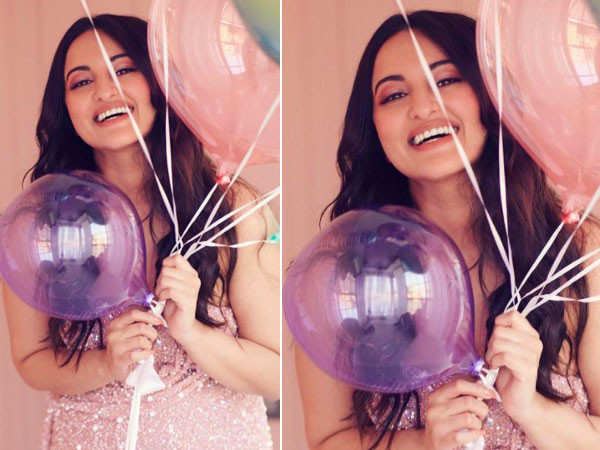 Here's what Sonakshi Sinha wished for on her birthday