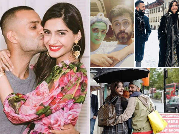 11 romantic posts Sonam Kapoor Ahuja made for husband Anand Ahuja