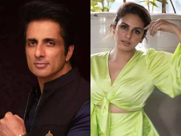 Sonu Sood reacts to Huma Qureshi picking him to be the next Prime Minister