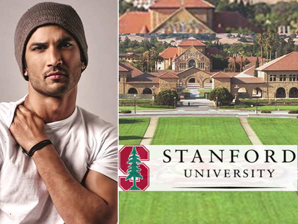 Here's why Sushant Singh Rajput rejected his Stanford University scholarship