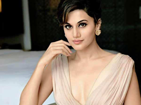 Taapsee Pannu to star in a pan-Indian sci-fi film tentatively titled Alien?