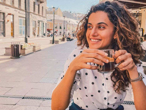Taapsee Pannu talks about being replaced in a film at the last minute
