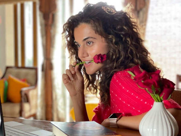 Taapsee Pannu says that Haseen Dillruba director, Vinil Mathew, had once rejected her for an ad