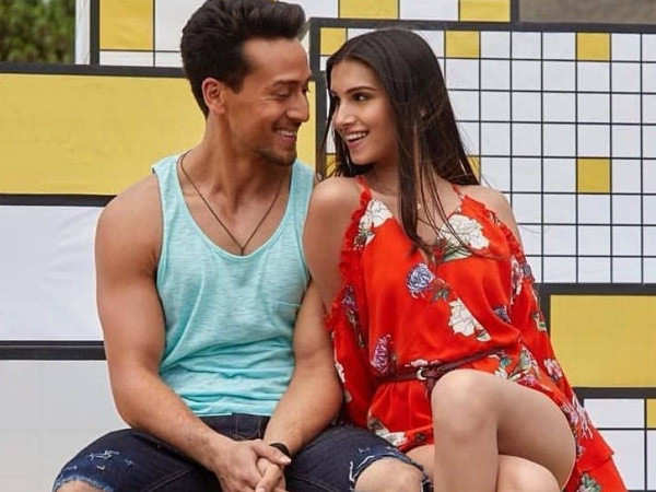 Tiger Shroff And Tara Sutaria To Head To Russia In July