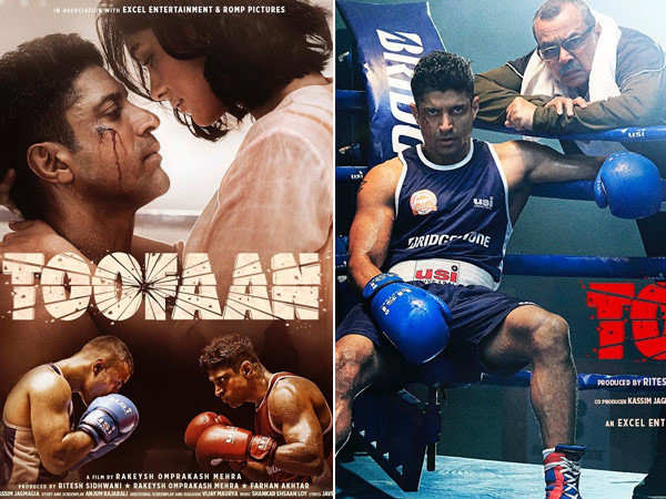 Toofaan trailer starring Farhan Akhtar and Mrunal Thakur to release on this day