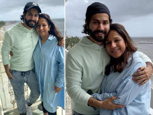Varun Dhawan's special post for mother Laali Dhawan is too sweet