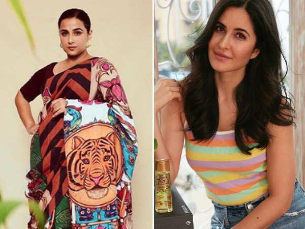 """Vidya Balan is such a joy to watch"" - Katrina Kaif reviews Sherni"