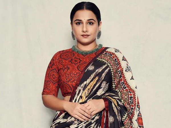 Vidya Balan says her mother taught her to be fearless