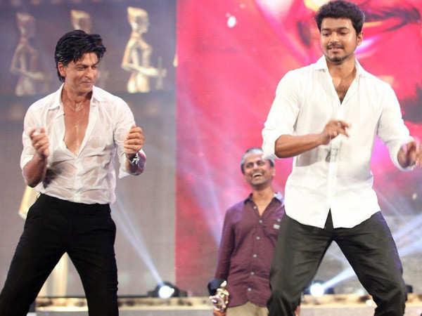"Shah Rukh Khan calls Thalapathy Vijay ""very cool"" in #AskSRK session"