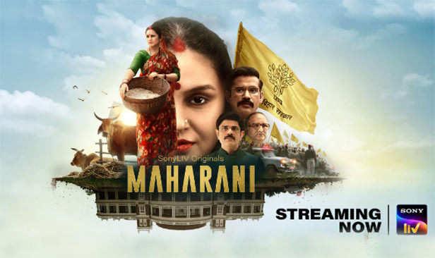 Web Series Maharani