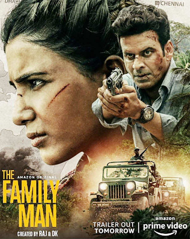 Web Series The Family Man 2