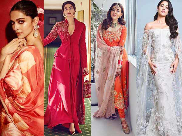 Wedding Looks Inspired By Celebs For Your Intimate Wedding