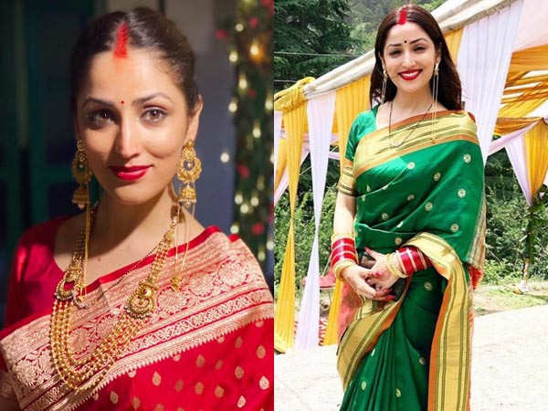 Yami Gautam's outfit details for her wedding - read here