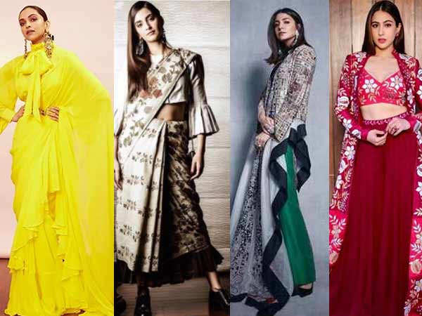 10 Indo-Western Looks Inspired From Bollywood Divas