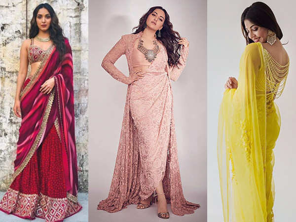 5 Fresh Ethnic Outfits Inspiration from B-Town Ladies