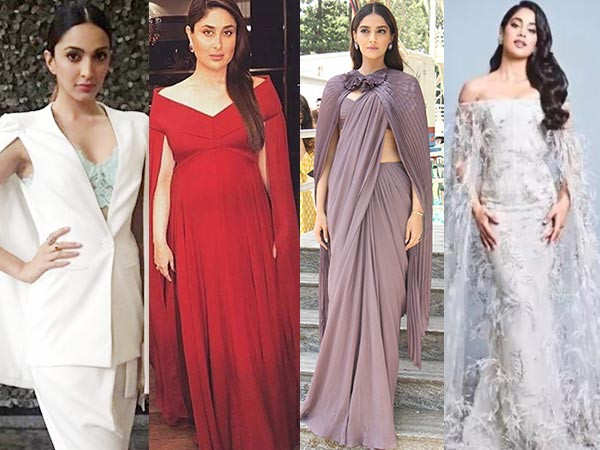 8 Times B-Town Beauties Inspired You with Their Cape Sleeves
