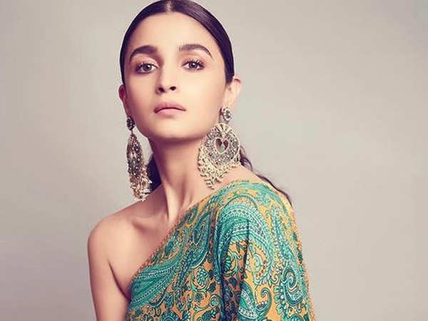 Alia Bhatt's first look as Sita to be revealed on Monday
