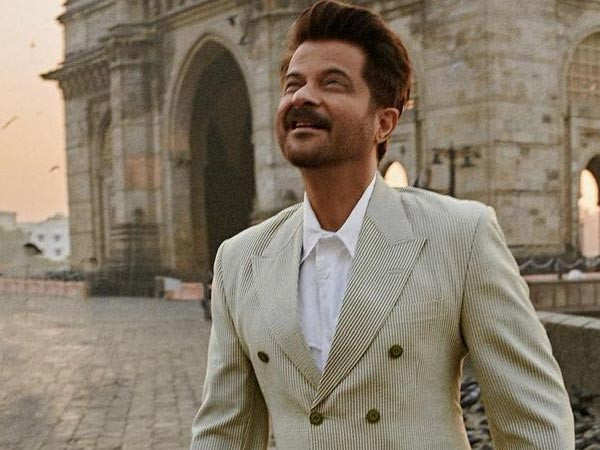 In pictures: Anil Kapoor takes over Gateway of India in style