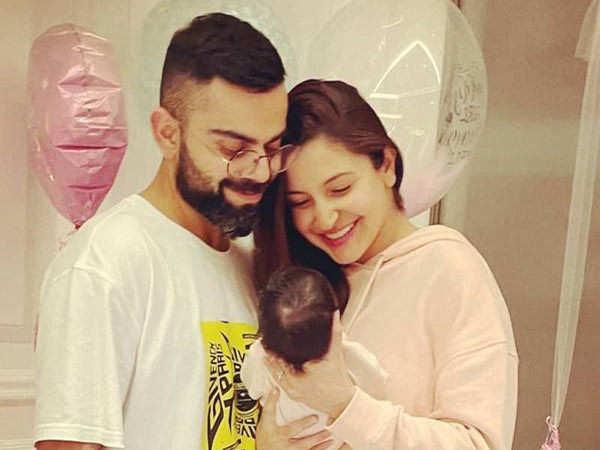 Virat Kohli Shares Sweet Message For Anushka Sharma And Daughter Vamika