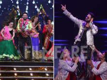 Ayushmann Khurrana celebrates India's festivals at the 66th Vimal Elaichi Filmfare Awards 2021