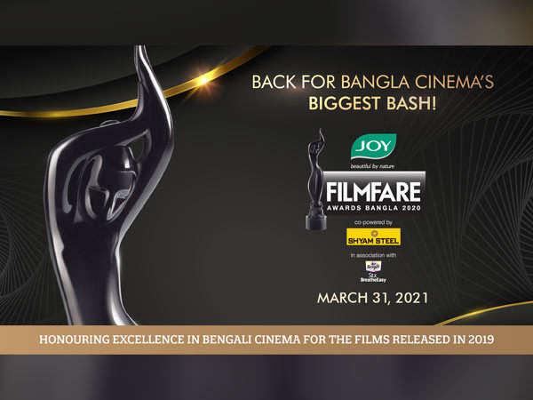 Nominations for the Joy Filmfare Awards (Bangla) 2020