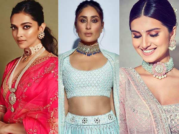 Bollywood divas who looked ethereal in ethnic chokers