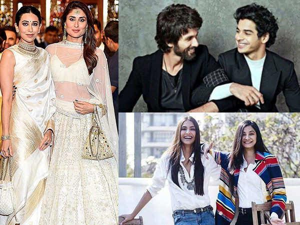 Bollywood's Most Stylish Siblings