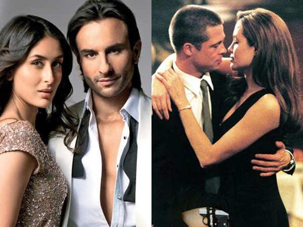Throwback: When Brad Pitt wished Saif Ali Khan, Kareena Kapoor Khan on their wedding